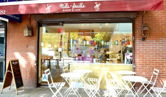 Mille-Feuille Bakery
