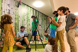 Virtual Camp: Creative Filmmaking (Ages 6-15)