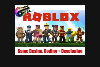 Virtual Camp: Roblox Developer