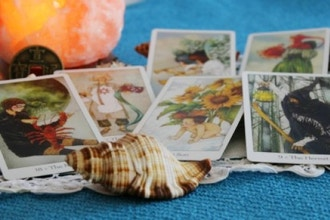 Taste of Tarot Card Reading