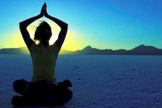 Opening To The Light Meditation: New Beginnings