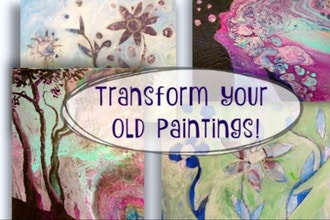 Transform Your Old Paintings