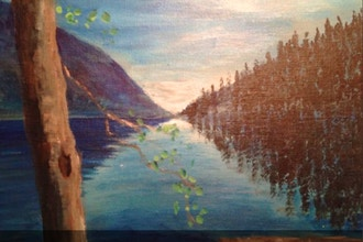Acrylic Painting: Serenity