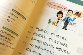 Private Korean Lessons