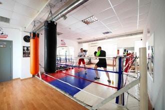 Train.Fight.Win. Mixed Martial Arts  Photo