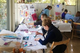 Wednesdays Adult Art Classes