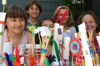 Summer Art Camp (Ages 5-12 yrs)