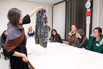 The Great Fashion Designers Fashion Design Classes New York Coursehorse Fashion Institute Of Technology