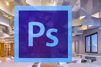 Photoshop II: Graphic Design (Mac)