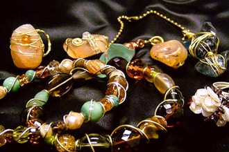 Jewelry Workshop: Wire-Wrap