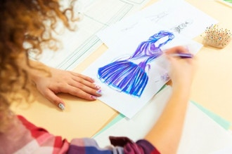 Beginner's Fashion Drawing Studio
