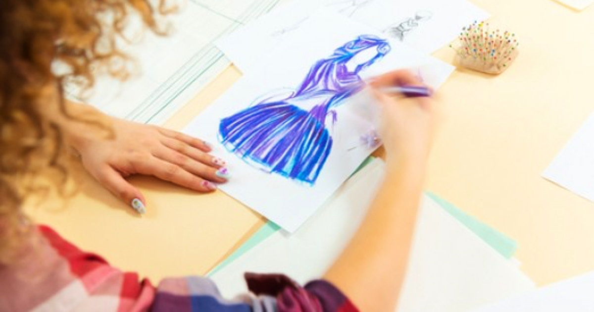 Beginner S Fashion Drawing Studio Fashion Design Classes New York Coursehorse Fashion Institute Of Technology