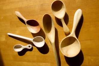 Woodworking: Utensil Shaping