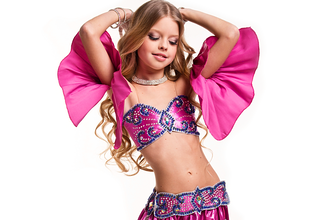 Bellydance Advanced for Kids