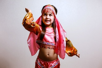 Bellydance Beginners for Kids