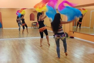 Bellydance Open Level