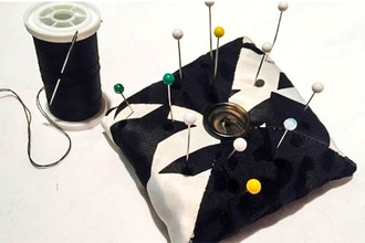 Introduction to Machine Sewing - Make a Pin Cushion