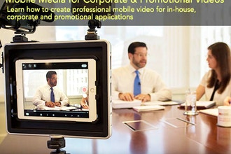 Mobile Media for Corporate and Promotional Videos