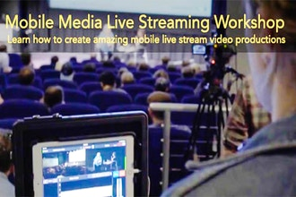 Mobile Media Live Streaming