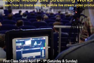 Mobile Media Live Streaming