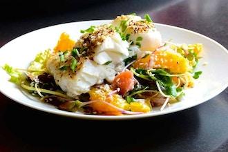 Summer Culinary Institute: Summer Citrus, Light & Fresh