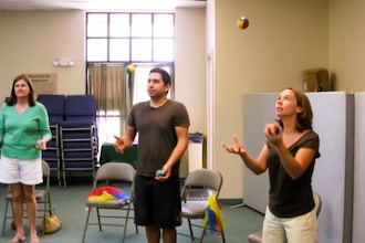 Learn to Juggle (or Get Better)Private Lesson via Skype