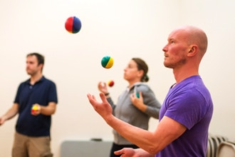 Learn To Juggle Or Get Better Health Classes New York Coursehorse Jugglefit