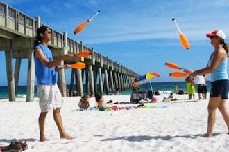 Summer Sparks: Juggling
