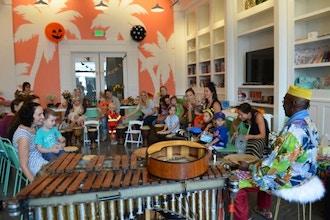 Children's African Drumming