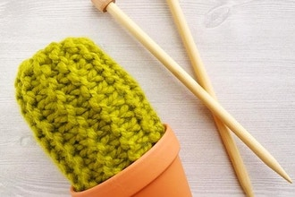Basic Succulent Knitting