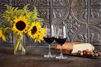 Tuscany & Beyond: Wine, Cheese & Charcuterie