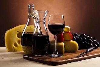 Wine & Cheese: Italy