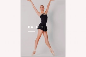 Ballet 3 (Ages 10 and older)