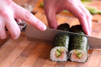 Virtual Learn to Make Sushi