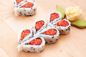 Valentine's Day Deluxe Sushi Class